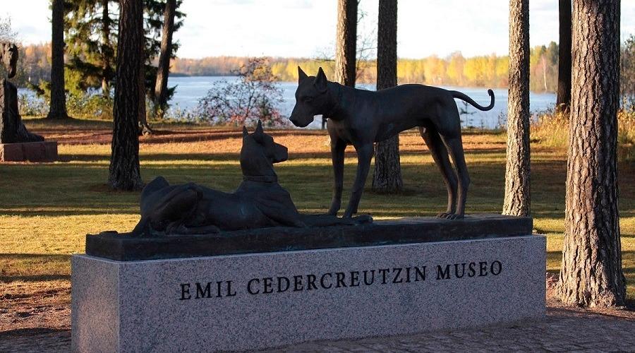 Emil Cedercreutzin museo 900x500