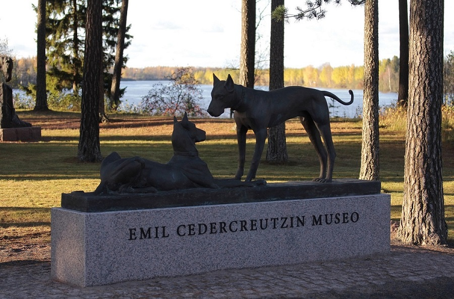 Emil Cedercreutzin museo