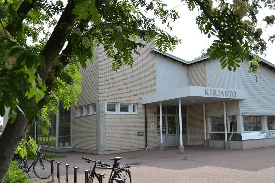 Harjavallan kirjasto
